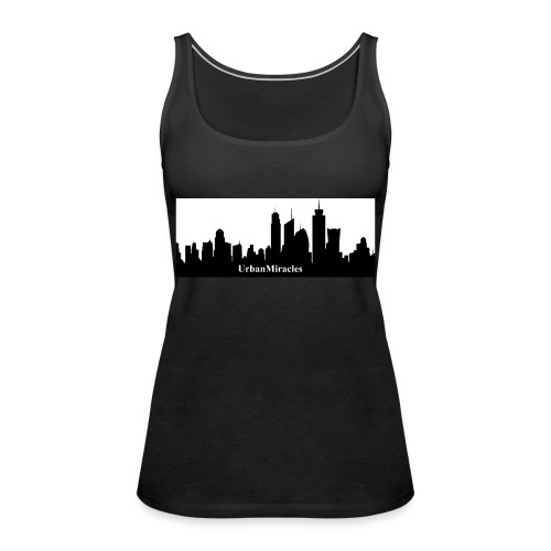 um skyline - Women's Premium Tank Top