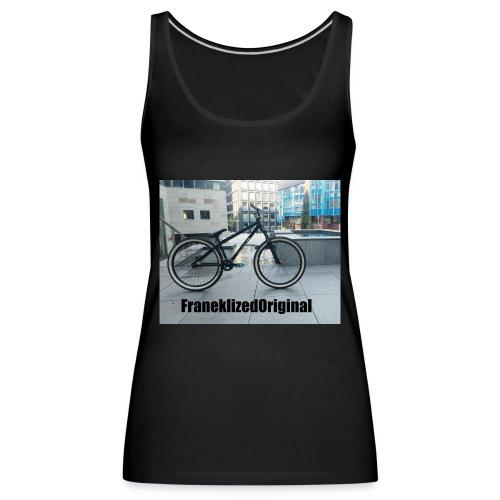 FranekLized original - Tank top damski Premium