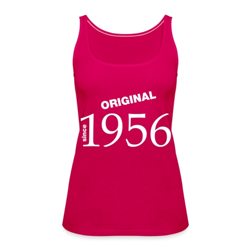 1956 - Frauen Premium Tank Top