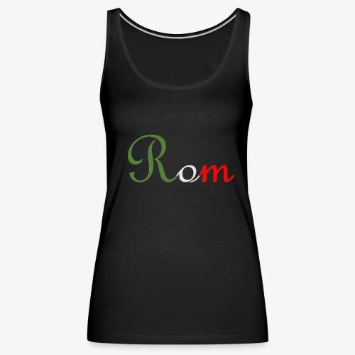 Rom - Frauen Premium Tank Top