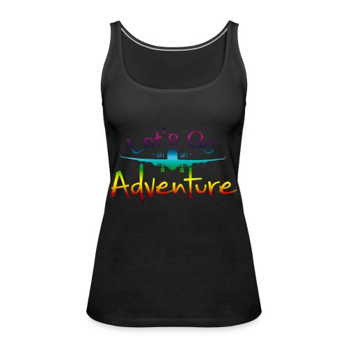 Adventure CL - Vrouwen Premium tank top