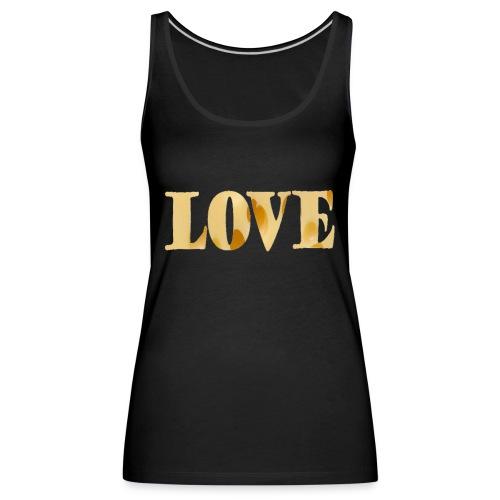 Cheesy love - Women's Premium Tank Top