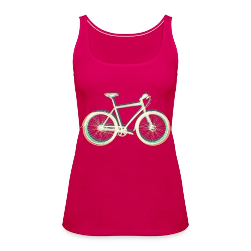 Fahrrad Bike Outdoor Fun Radsport Radtour Freiheit - Women's Premium Tank Top