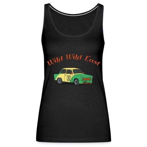 Wild Wild East - Frauen Premium Tank Top