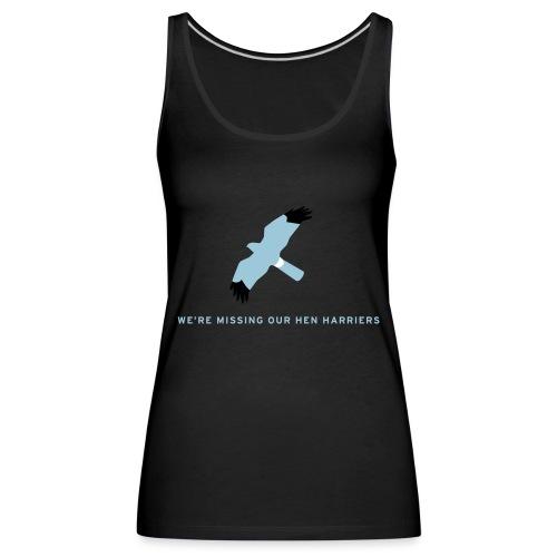 BAWC Hen Harrier Day Men's T-Shirt - Women's Premium Tank Top