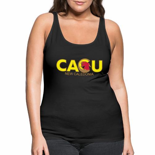 Cagu New Caldeonia - Débardeur Premium Femme