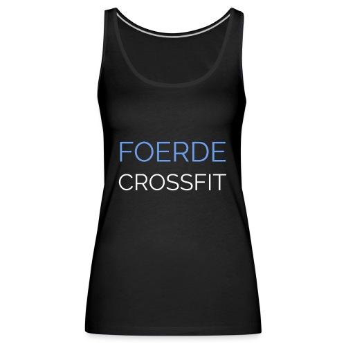 Foerde CrossFit - Frauen Premium Tank Top