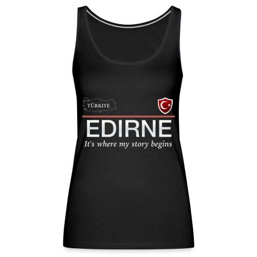 Edirne - Frauen Premium Tank Top
