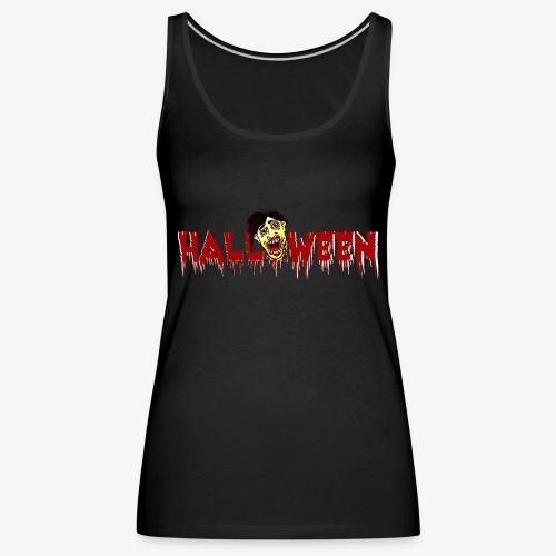 Halloween4 - Frauen Premium Tank Top