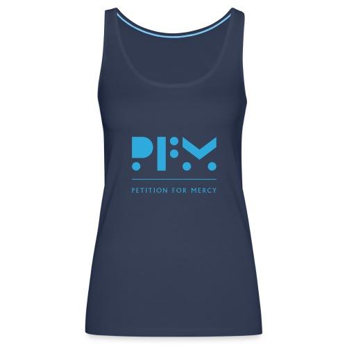 PFM_logo_video - Women's Premium Tank Top