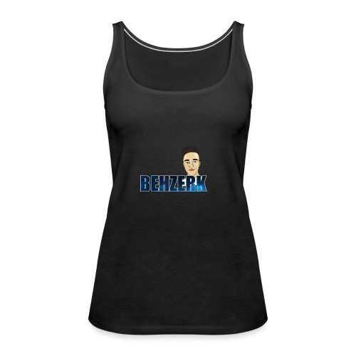 TEE DESIGN 2 png - Women's Premium Tank Top