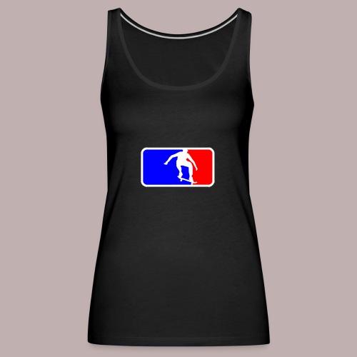 Skate league - Frauen Premium Tank Top
