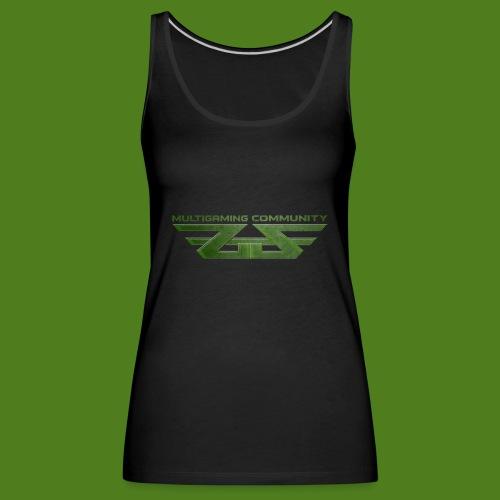 ZoGGaZ Fanshirt Logo groß - Frauen Premium Tank Top