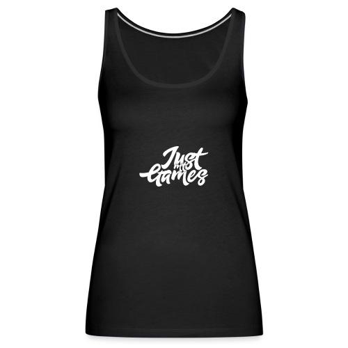 JustMTgames - Vrouwen Premium tank top