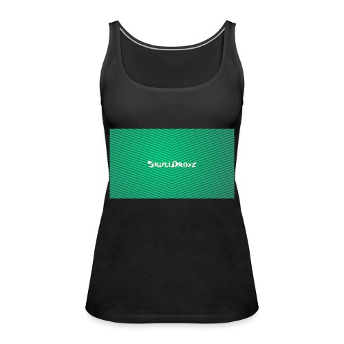 backgrounder - Frauen Premium Tank Top