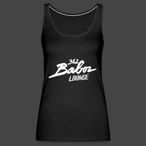 Männer T-Shirt 362BabozLOUNGE - Frauen Premium Tank Top