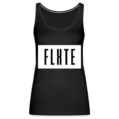 FLxTE logo - Frauen Premium Tank Top