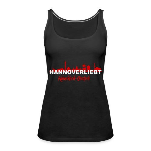 Hannoverliebt - Frauen Premium Tank Top