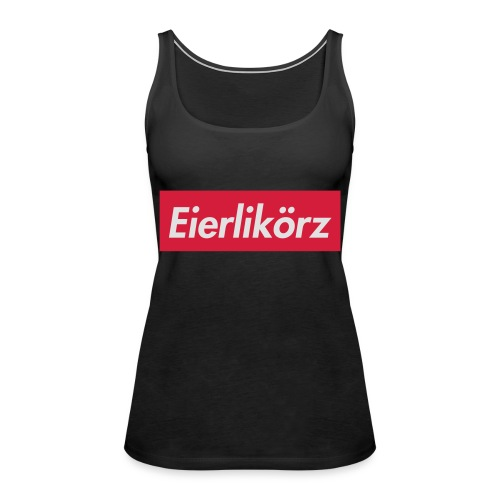 Eierlikörz SSFW 2017 Shirt - Frauen Premium Tank Top