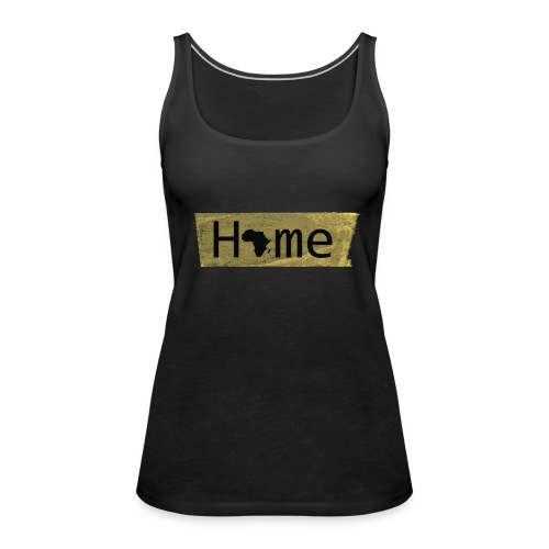 home in africa - Frauen Premium Tank Top