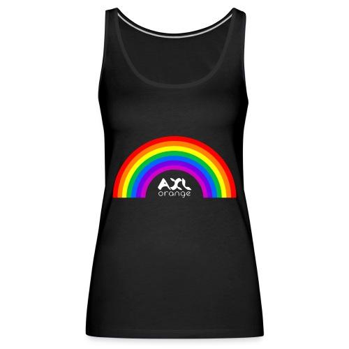 AXL_rainbow_arc - Women's Premium Tank Top