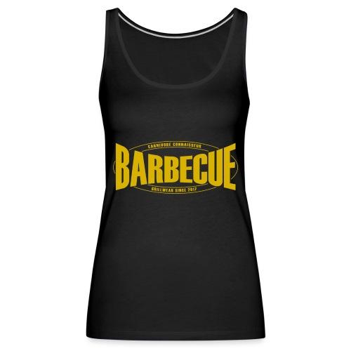 Barbecue Grillwear since 2017 - Grillshirt - T-Shi - Frauen Premium Tank Top