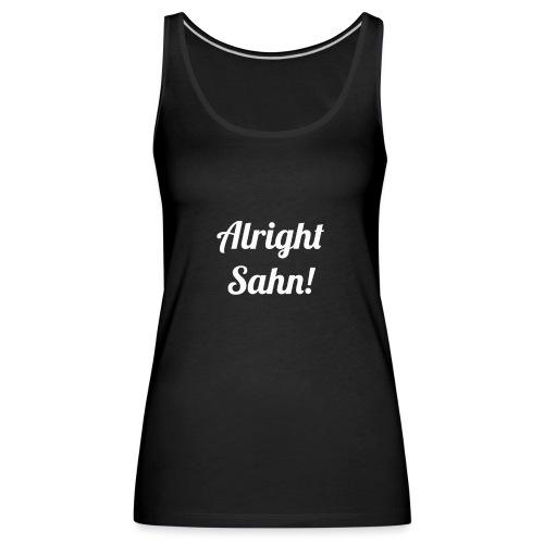 Alright Sahn Wexford - Women's Premium Tank Top
