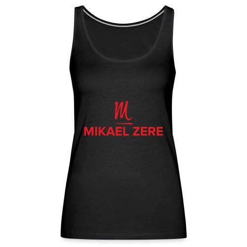 Mikael zere - Frauen Premium Tank Top