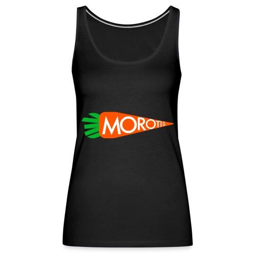 Morotis-moroten - Premiumtanktopp dam