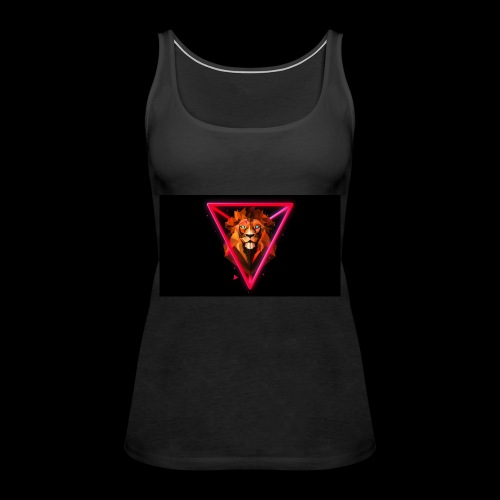 The JustinMaller Collection - Women's Premium Tank Top