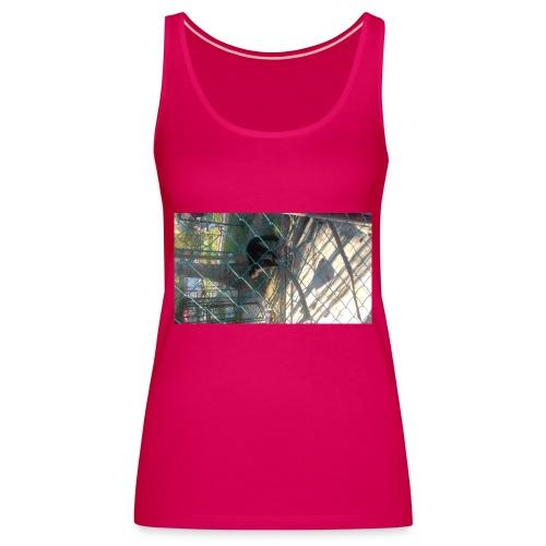 mono - Camiseta de tirantes premium mujer
