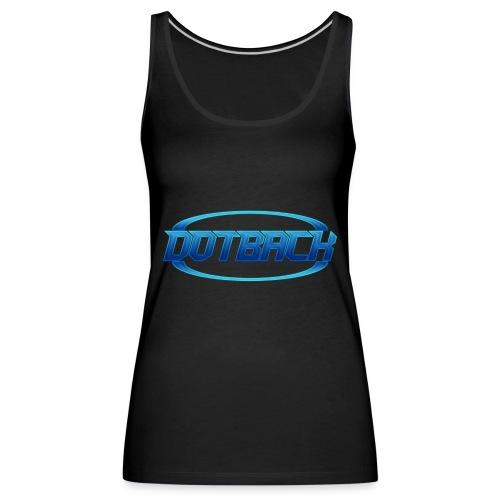 DOTBACK Official - Women's Premium Tank Top