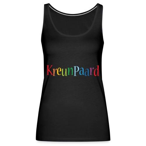 Kreun Shop - Vrouwen Premium tank top