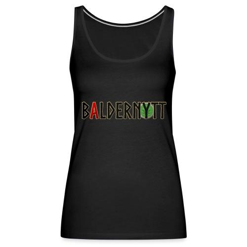 Baldernytt - Premiumtanktopp dam