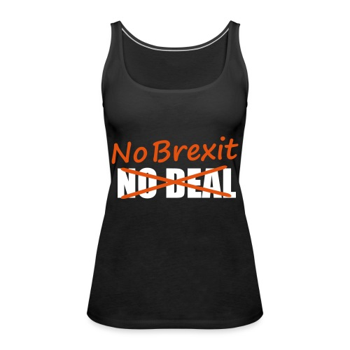 No Brexit - Women's Premium Tank Top