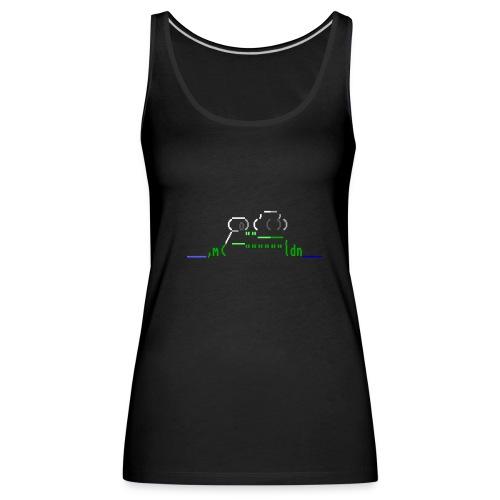 PSYCHO FROG - Women's Premium Tank Top