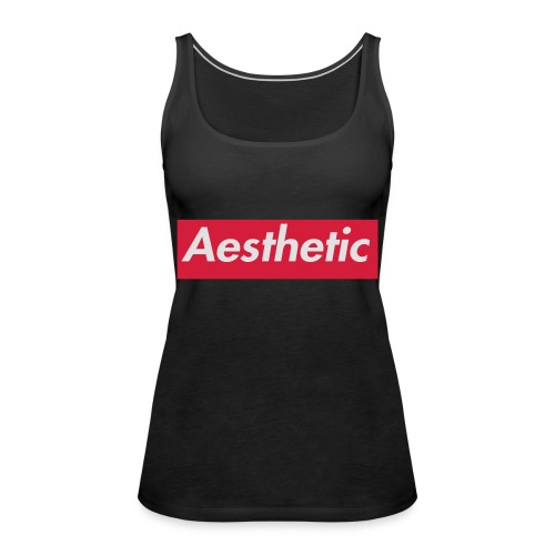 Aesthetic - Women's Premium Tank Top