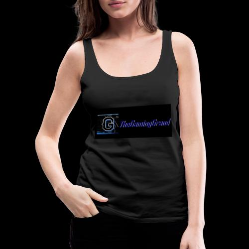 grand picture for black - Women's Premium Tank Top