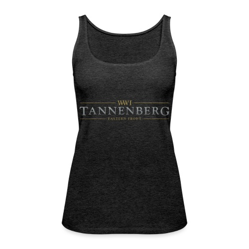New Tannenberg Official Logo - Vrouwen Premium tank top
