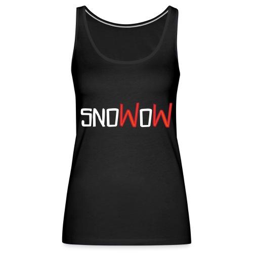 snowwow eps - Camiseta de tirantes premium mujer