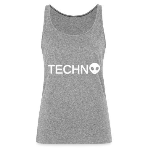 TECHNO3 - Premiumtanktopp dam