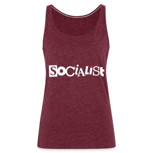 Socialist - Frauen Premium Tank Top