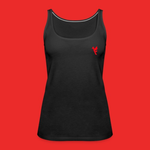 Adapt logo 2.0 - Vrouwen Premium tank top