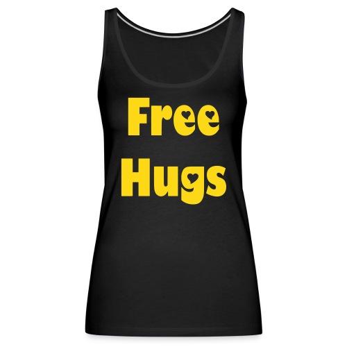 Free Hugs - Frauen Premium Tank Top