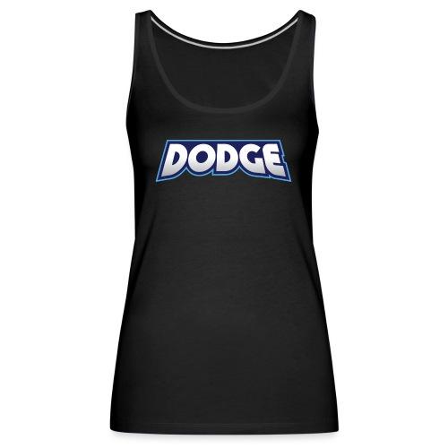 Dodge Logo - Women's Premium Tank Top