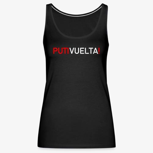 putivuelta - Women's Premium Tank Top