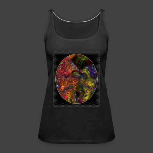Who will arrive first - Women's Premium Tank Top