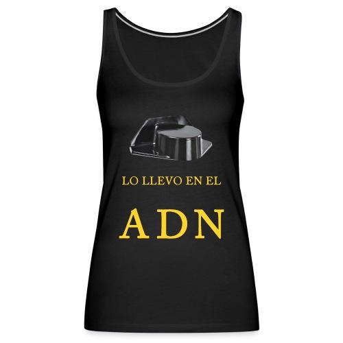LO LLEVO EN EL ADN - Women's Premium Tank Top