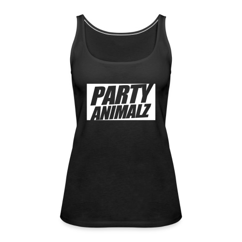 Party Animalz - Frauen Premium Tank Top