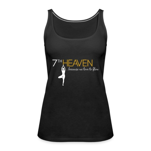 7th Heaven Yoga - Frauen Premium Tank Top